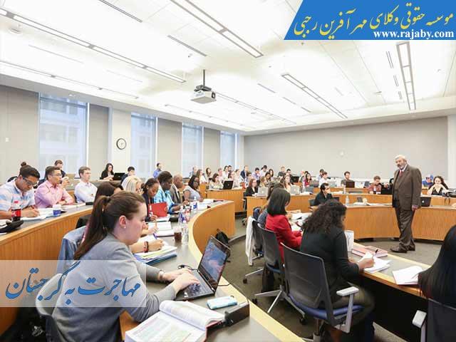 مهاجرت به گرجستان با ویزای تحصیلی