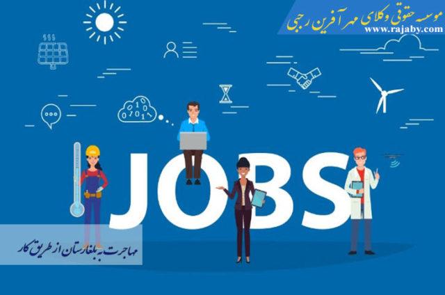 مهاجرت از طریق ویزای کار به بلغارستان