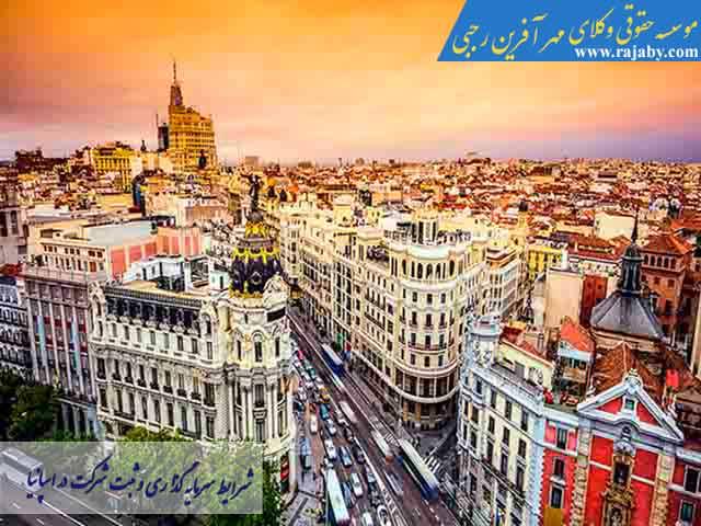 شرایط سرمایه گذاری و ثبت شرکت در اسپانیا