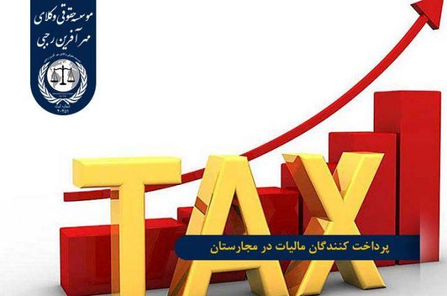 پرداخت کنندگان مالیات در مجارستان