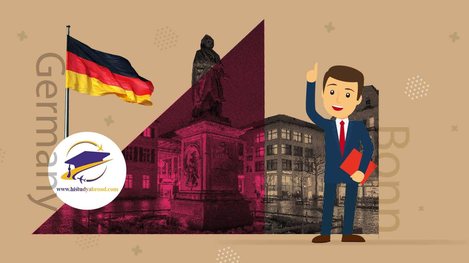 شهر بن پایتخت سیاسی آلمان
