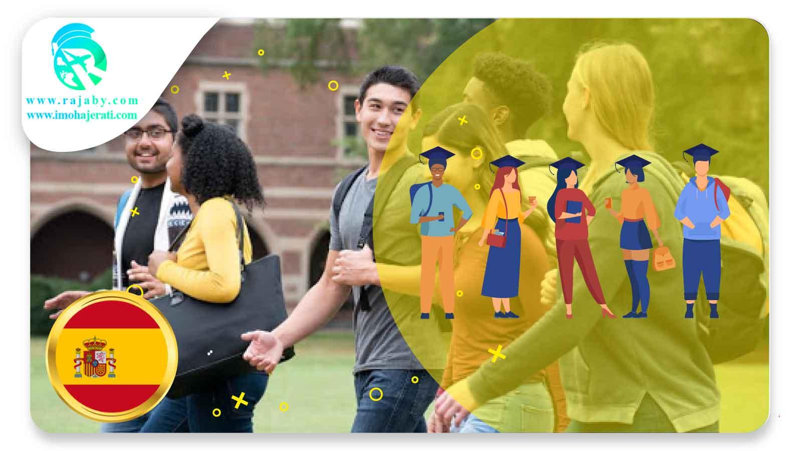 موسسات اعزام دانشجو به اسپانیا
