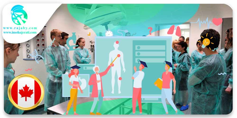دانشکده پزشکی دانشگاه تورنتو در سال 1843 به عنوان یکی از اولین مراکز آموزش پزشکی در کشور کانادا به این دانشگاه افزوده شد ، رشته پزشکی در این دانشگاه در سال 2016 با تغییرات اساسی مواجه و از حالت سنتی به شکل مدرن در آمد و هم اکنون رشته پزشکی به مدت چهار سال به دانشجویان تدریس می شود ، در حالی که قبل از شروع این چهار سال دانشجویان دو سال را صرف یادگیری دروس پایه پزشکی نموده اند.