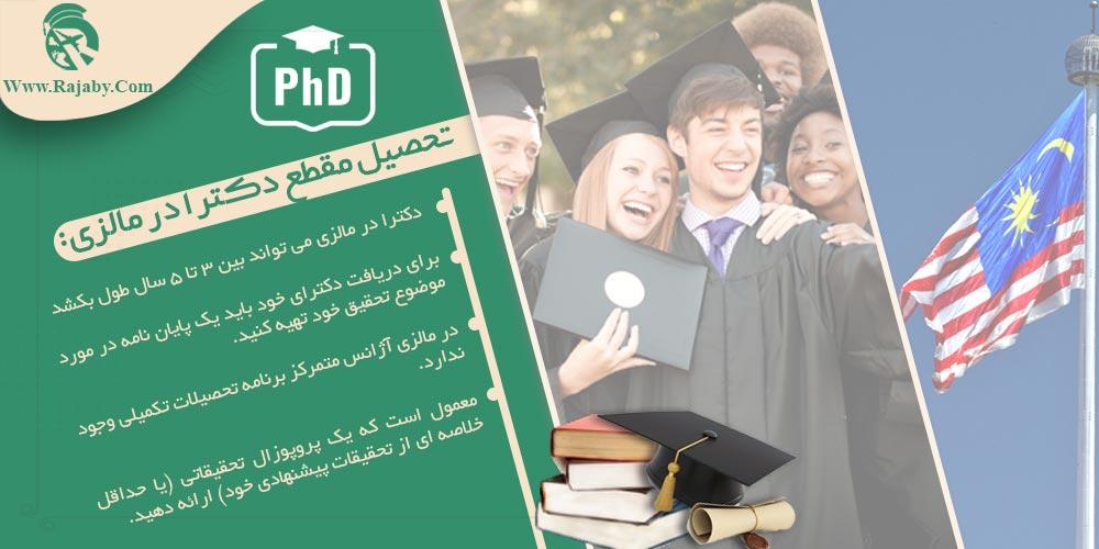 تحصیل مقطع دکترا در مالزی