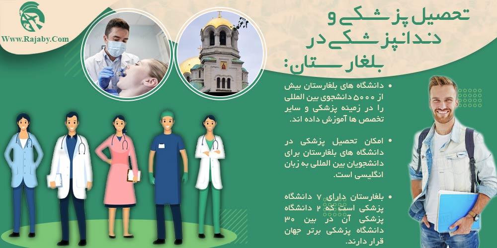 تحصیل پزشکی و دندانپزشکی در بلغارستان
